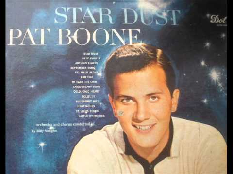 Blueberry Hill Pat Boone