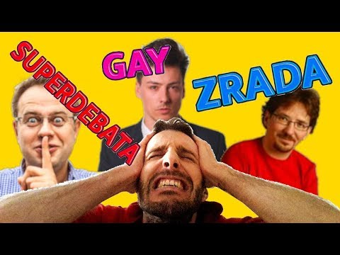 VOLBY 2017: STROPNICKÝ GAY, marná SUPERDEBATA, ZRADA KDU-ČSL v Liberci (Kamil Jan Svoboda)