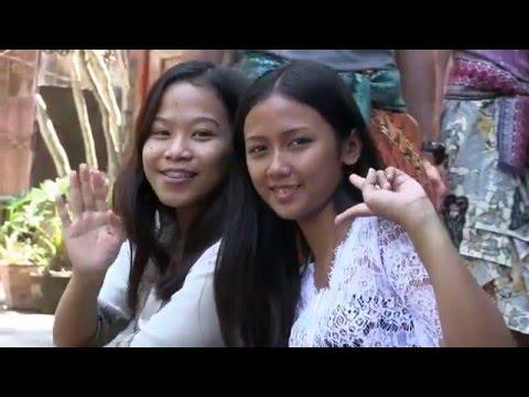 Beautiful People in Indonesia