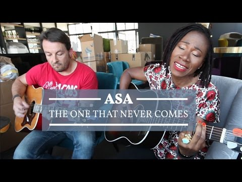 Asa - The one that never comes (Session acoustique)
