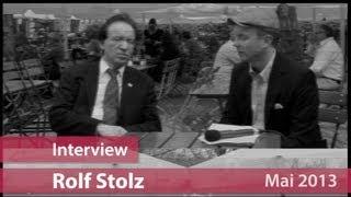 Rolf Stolz im Interview: