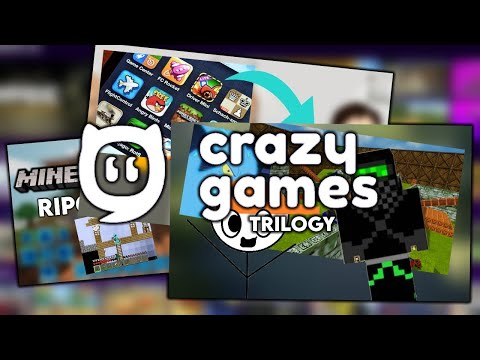 The Crazy Games Trilogy