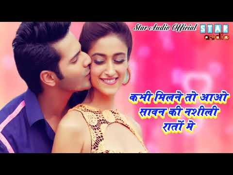 Kabhi Milne To Aao Sawan Ki Nashili Raton Me||Hindi Superhit Love Romantic Dj Song#2018