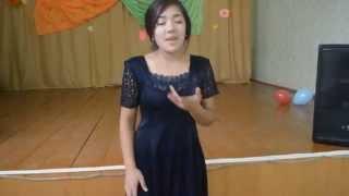 Туребаева Жулдызай, 16 лет, Костанай, Номинация Лучший вокалист