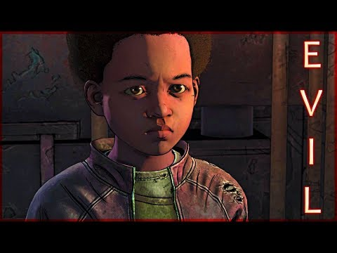 The Walking Dead | Season 4 | Episode 3 | Evil Choices | Clementine and Louis