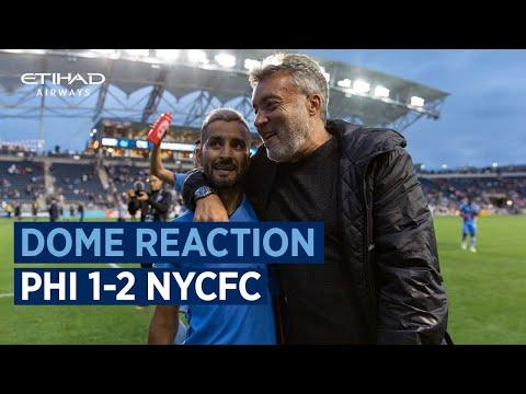 Dome Reaction | Philadelphia Union 1-2 NYCFC