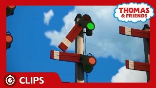 Where Is Toby's Signal? | Clips | Thomas & Friends
