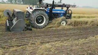 Bhoor Implements super seeder demo