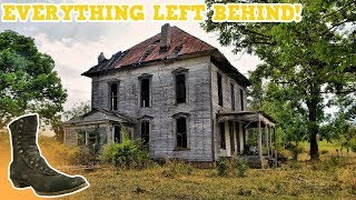 Gambar cover Abandoned Old Plantation House! (Amazed at what we Saw!)