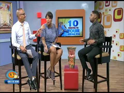 Ten Minutes To Your Health - Smile Jamaica - March 29 2018