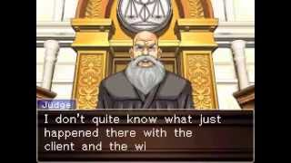 Phoenix Wright: Justice For All - Matt Engarde