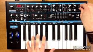 Novation Bass Station II (Review)
