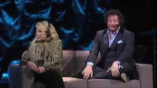 Howard Stern's Birthday Bash 2014 - Jeffrey Ross and Joan Rivers