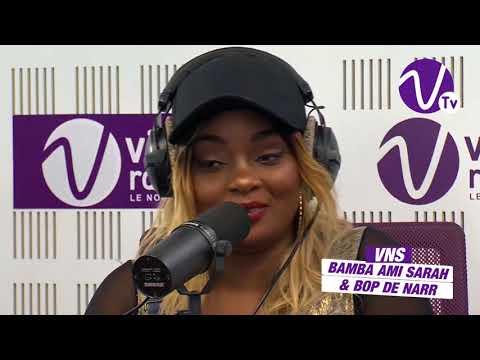 Bamba Ami Sarah - Ses mots forts à Debordo