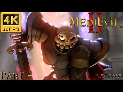 MediEvil 2 Walkthrough | Part 4 | Greenwich Observatory