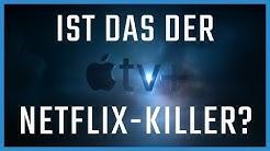 Apple: Attacke auf Netflix, Amazon und Steam | Apple Arcade / TV Plus/ News+ / Apple Card