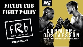 UFC 192 Filthy FRB Fight Party