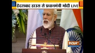 Brutal Terrorist Attack In Pulwama Proves That Time For Talks Have Passed, Says PM Modi