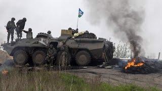 НОВОСТИ СЕГОДНЯ  Донецк Командование ДНР приняло решение выбить противника с аэропорта Украина, Пути