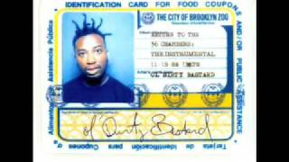 ODB - Brooklyn Zoo  (Instrumental) [Track 4]