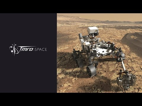 TMRO:Space - The Different Personalities Of The JPL Rovers - Orbit 11.24