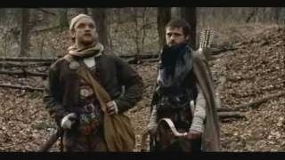 BBC ROBIN HOOD SEASON 1 EPISODE 1 PART 1/5