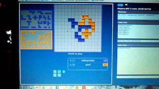 Blokus style online game
