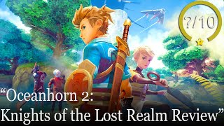 Oceanhorn 2: Knights of the Lost Realm Review [Switch & iOS] (Video Game Video Review)