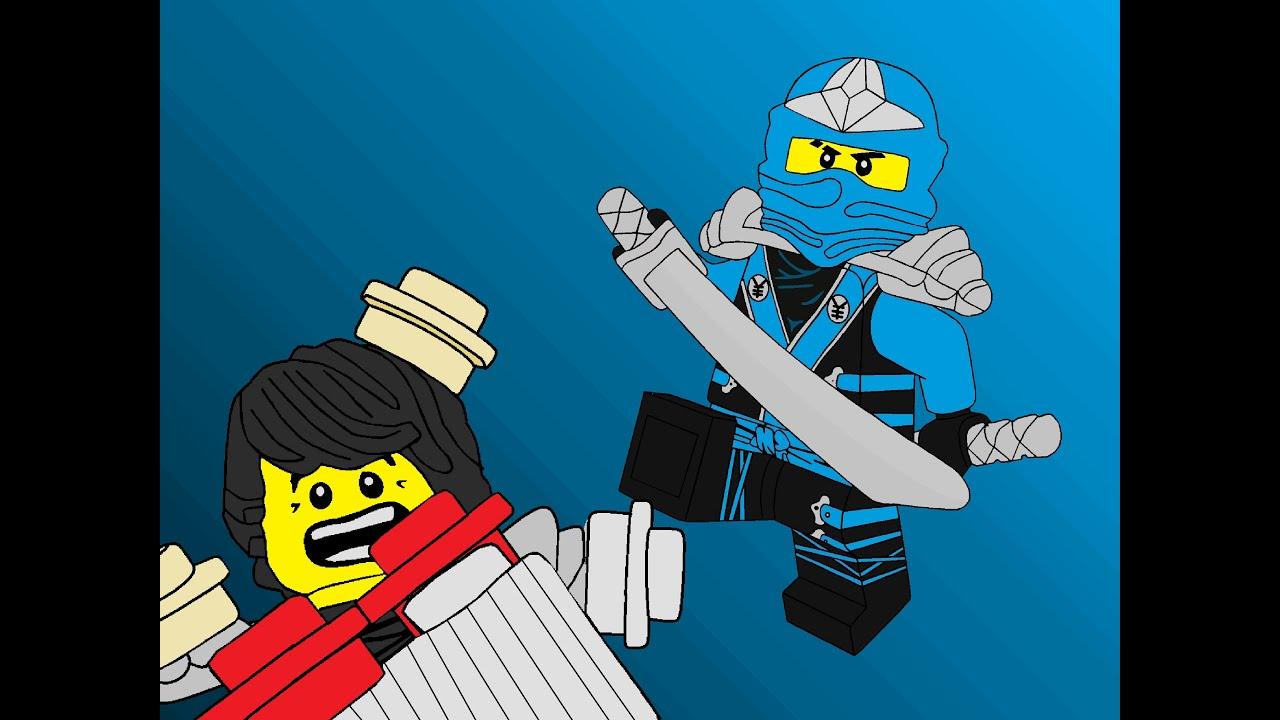 31 Ninjago Birthday Card