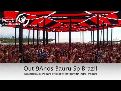 Pop Art Live @ OUT 9Anos 11/12/2016 (Bauru Sp / Brazil)