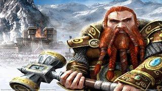 Heroes of Might and Magic V: Hammers of Fate (сложность - герой) -  Орден порядка  #1