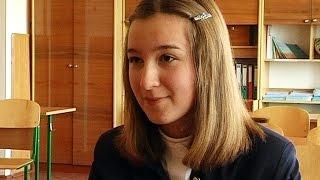 Школярка з Коломийщини перемогла у конкурсі