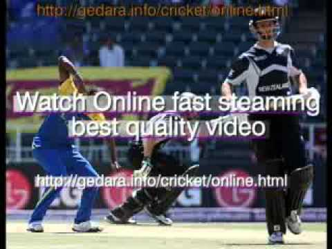How to watch ICC world cup 2011 final match free online