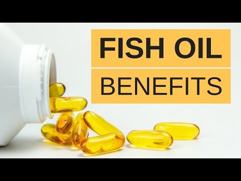 4 Benefits Of Fish Oil, Based On Science