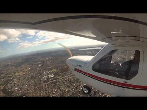 2014 - Sydney - Soar Aviation - Flight Training (Part 1)