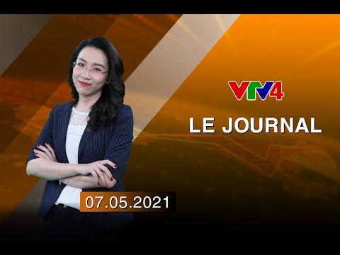 Le Journal - 07/05/2021  VTV4