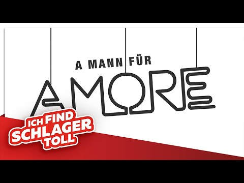 DJ Ötzi - A Mann für Amore (Lyric Video)