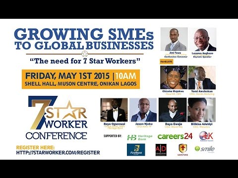 The 7 Star Worker Conference 2015