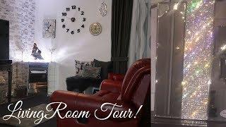 ✨GLAM LIVING ROOM TOUR ✨ HOME DECOR DIYs