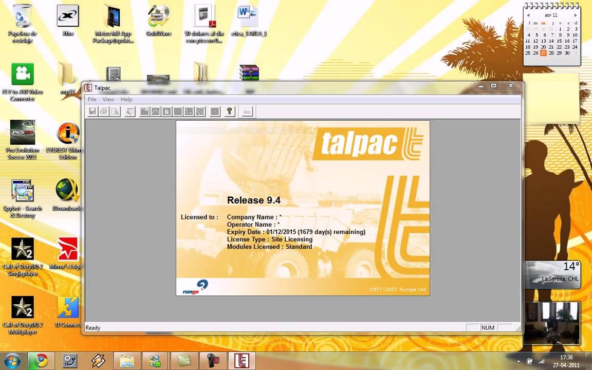 Talpac simulation dating
