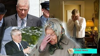 Royal breaking new:The Queen helplessly watched Prince Andrew be detained because obvious evidence