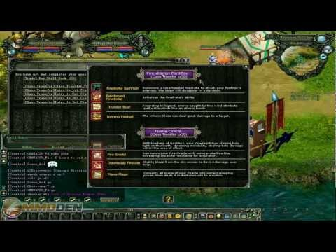 Magic World Online Gameplay Review Inside the Den HD Feature