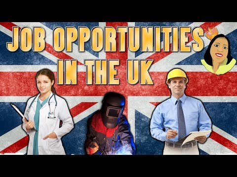 JOB (TRABAHO) OPPORTUNITIES IN THE UK 🇬🇧 / Tips For Those Aspiring To Work In The UK