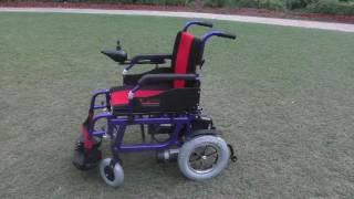 Motorized wheelchair Model FW639