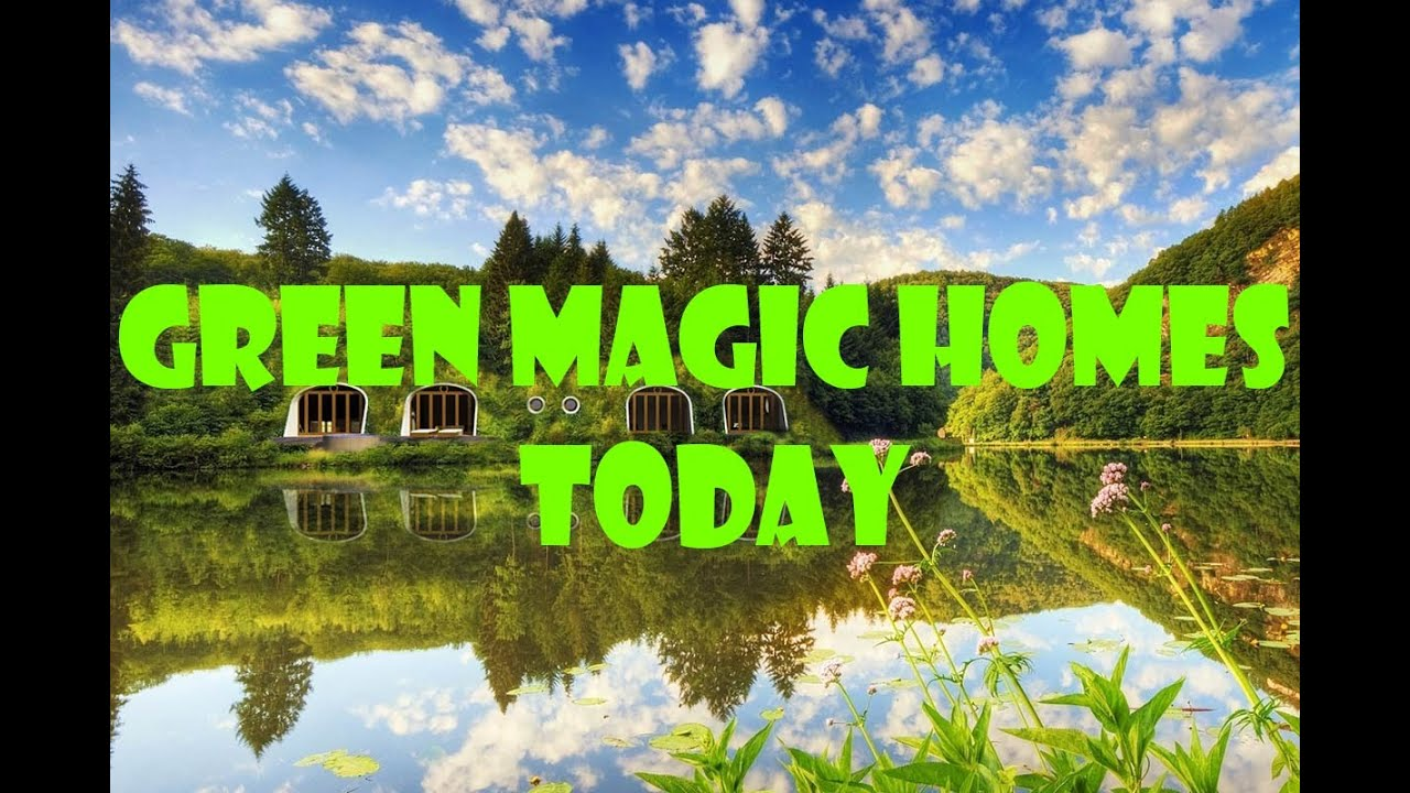 green magic homes today youtube. Black Bedroom Furniture Sets. Home Design Ideas