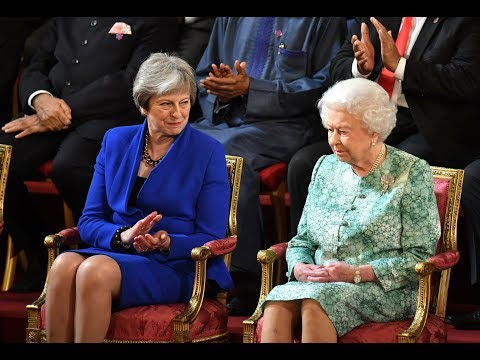 The Queen, Theresa May and Prince Charles address Commonwealth leaders | 5 News