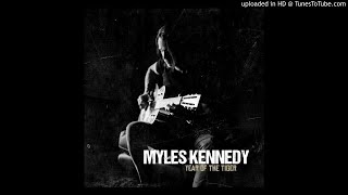 Myles Kennedy - Nothing But a Name (with lyrics)