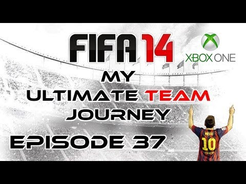 FIFA 14 Xbox One Livestream - My Ultimate Team Journey - Ep.37 - COINS!!!