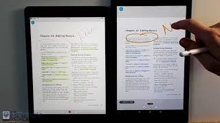 Fire HD 10 vs 2018 iPad - PDFs and Comics