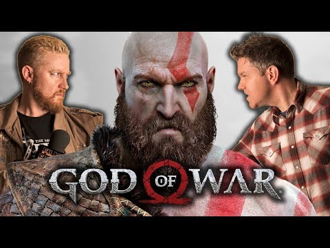 God of War and the Best PS4 Games! - Electric Playground Chat